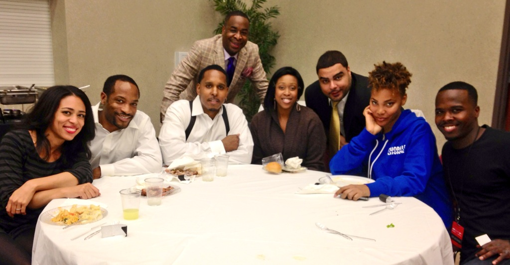 DAMIEN AND CANDICE PHOTO