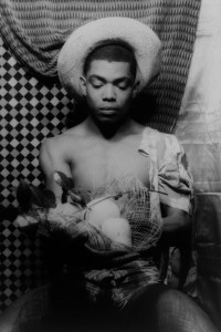 Alvin Ailey, 1955, photo by Carl Van Vechten