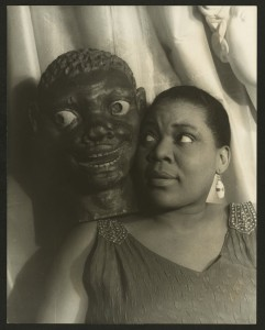 Bessie Smith, 1936, photo by Carl Van Vechten