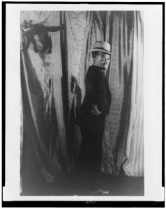 Bill Robinson, 1933, photo by Carl Van Vechten