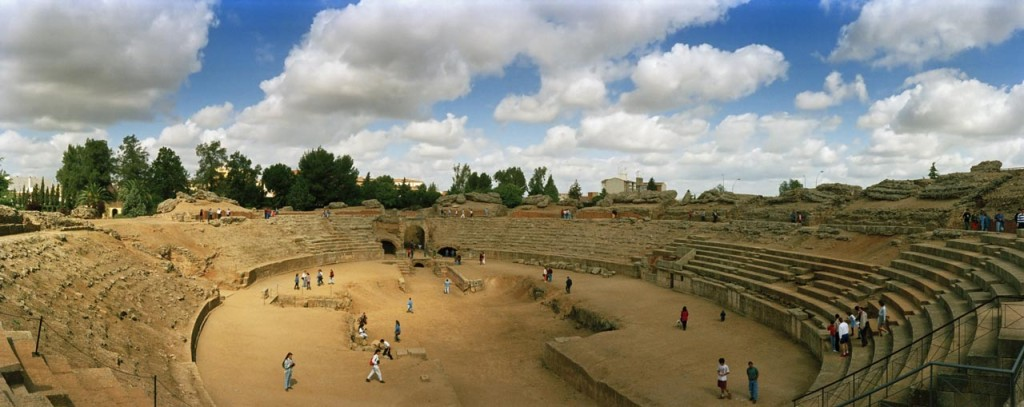 5. Merida Spain ampitheater