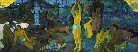 Gauguin's Where Do We Come From