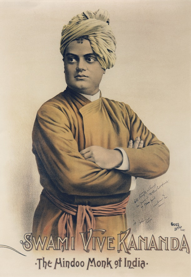 Swami Vivekananda, Hindoo Monk of India