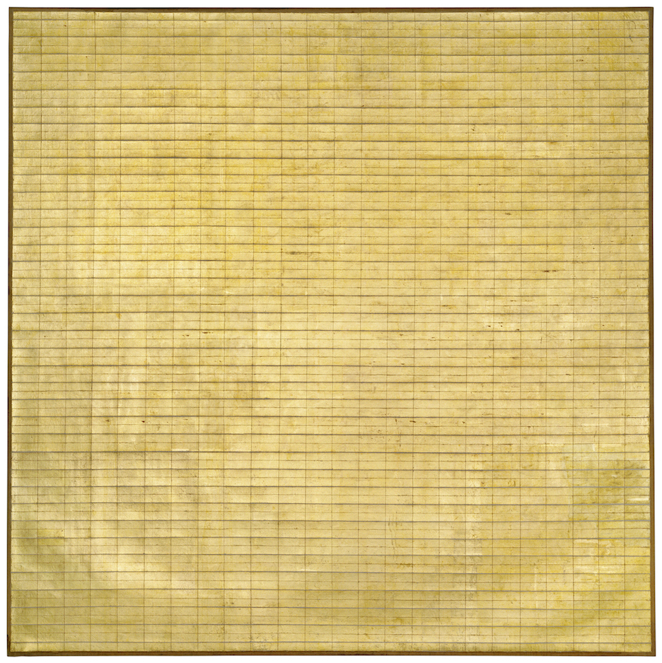 Friendship_Agnes Martin