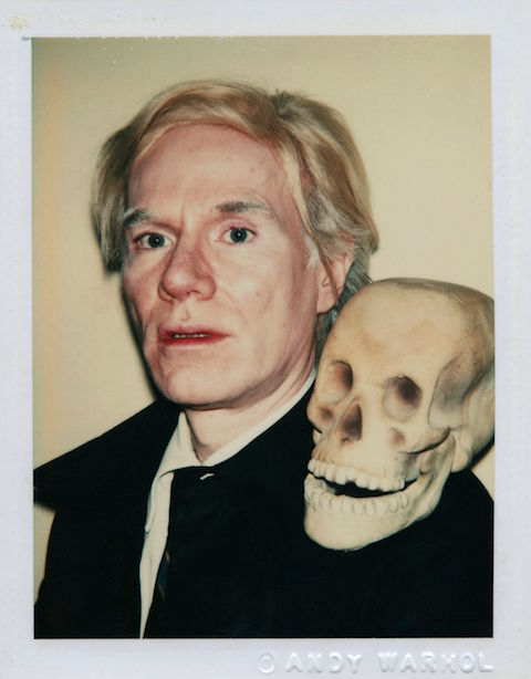 1. Warhol_with_skull