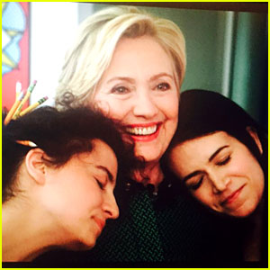 broad city Hillary